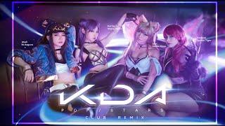 K/DA - POP/STARS CLUB REMIX: League of Legends Cosplay Cinematic