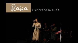 RAISA LIVE PERFORMANCE // KONSER RAISA 3 ALBUM