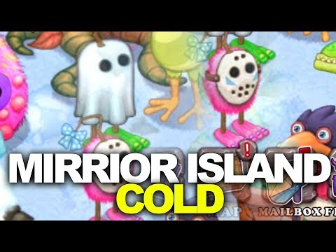 My Singing Monsters Mirror #11 - Cold ISLAND! Almost Done! Friday 13th!