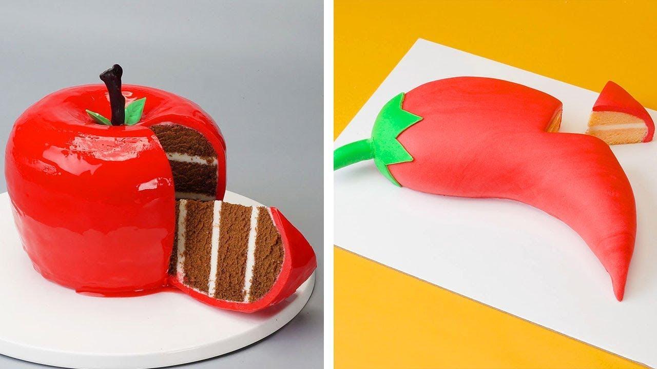 Top Fondant Fruit Cake Recipes #2 | Amazing Fruit Cake Decorating Ideas For Any Occasion So Yummy