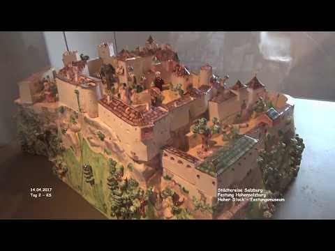 Hoher Stock - Festung Hohensalzburg - Salzburg
