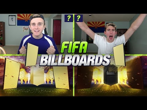 200K OTW Pull! FIFA Billboards vs MBoneHD!