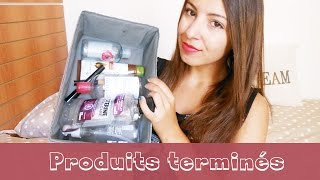 Mes produits terminés (Réserve naturelle, The Body Shop...) Thumbnail