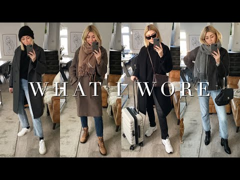 what-i-wore-this-week- -winter-outfits