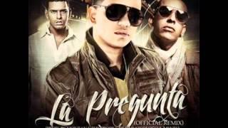La Pregunta Remix - J Alvarez - Daddy Yankee - Tito el Bambino Mayo 2012