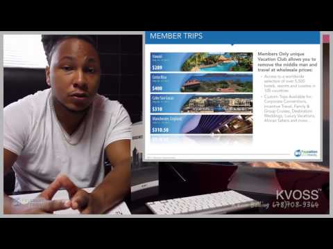 International Diamond, Chad Thompson Explains Paycation Travel (NEW August 2015)