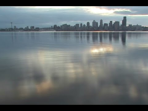 Seattle, U.S.A. (an experiment in time-lapse)