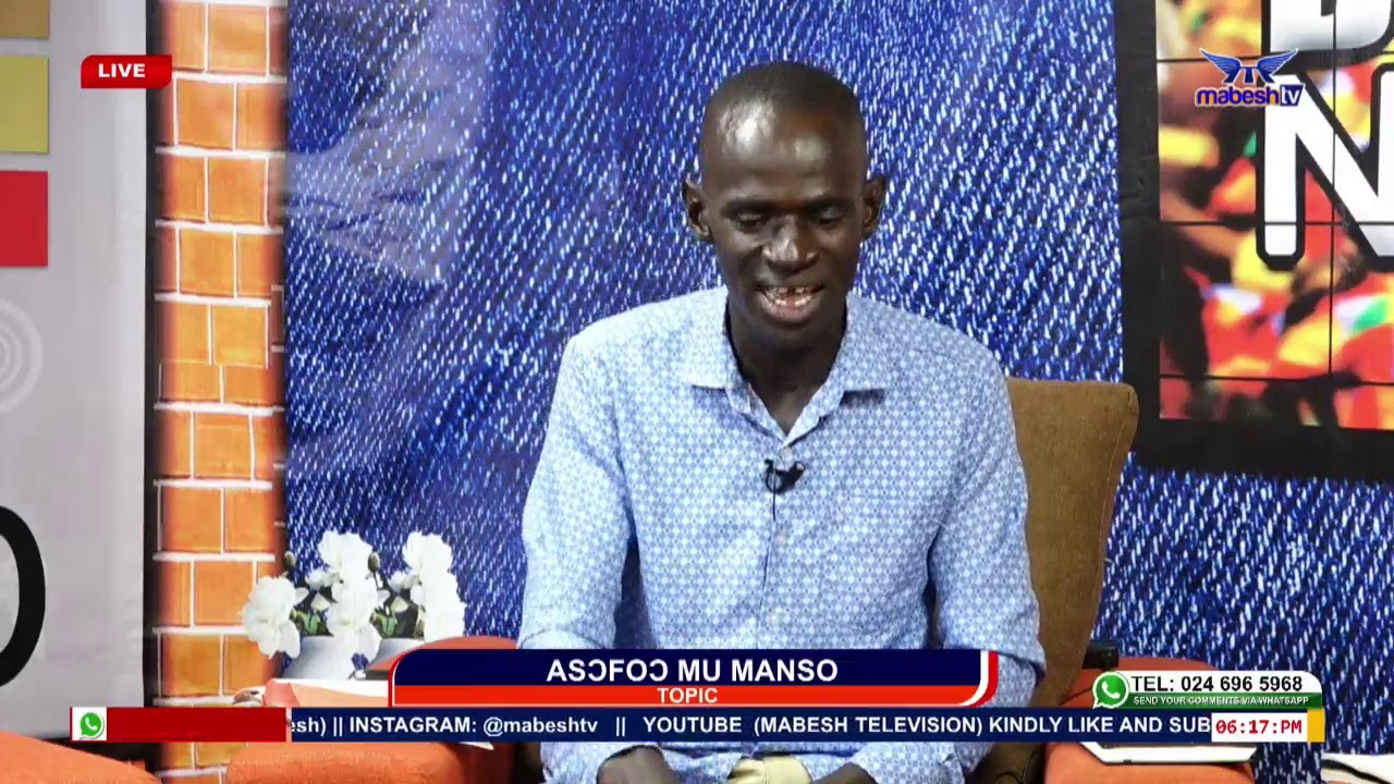 Download DWABRESO NKOMO IS LIVE NOW [TOPIC : ASOFO MU MANSO]