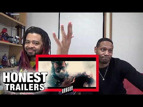 Honest Trailers - Justice League Reaction and Long Discussion (Did we need a 2 part Justice League?)