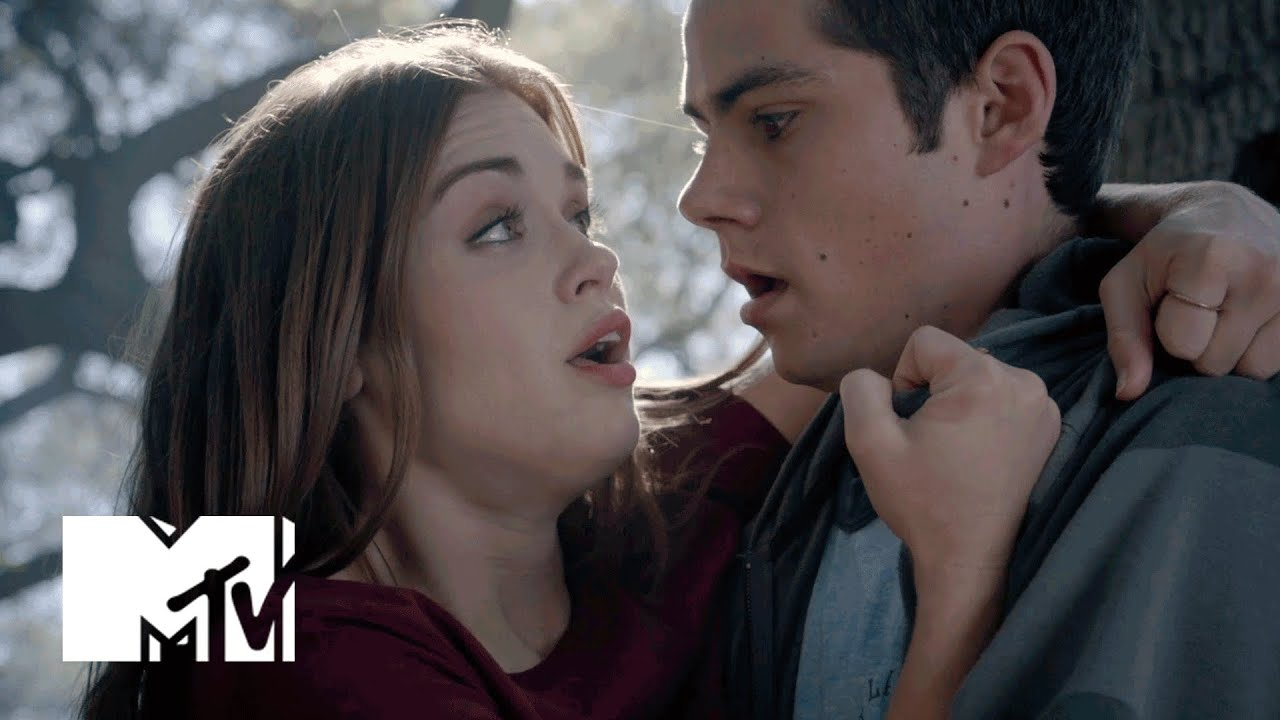 Image result for teen wolf stiles and lydia