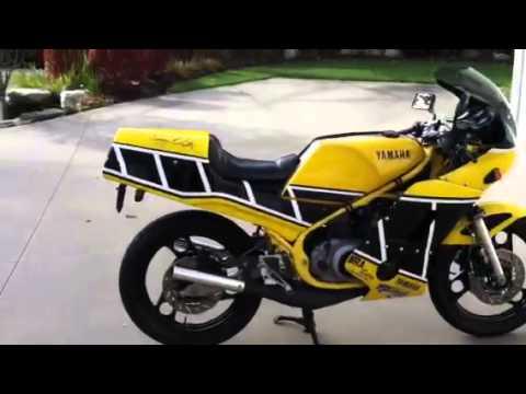 Yamaha RZ 350 Kenny Roberts Tribute bike FOR SALE