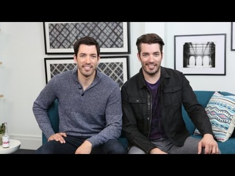 Property Brothers on What They Like Being Served in Bed
