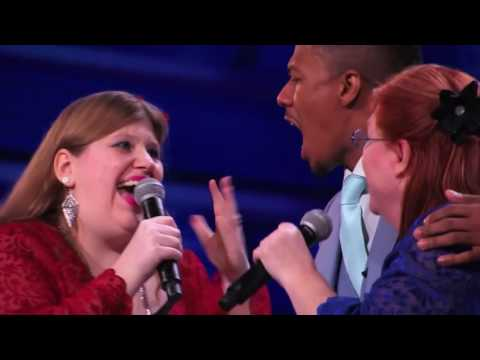 Nick Cannon, Ant & Dec In On The Act   America's Got Talent & Britain's Got Talent