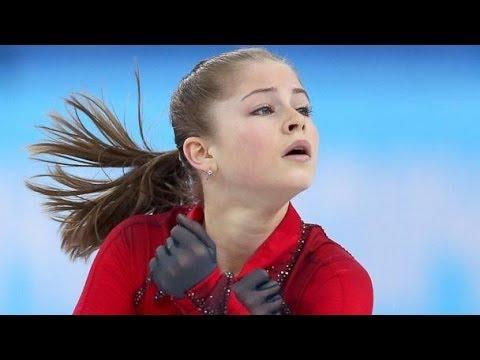 The story of Yulia Lipnitskaya (eng subs)