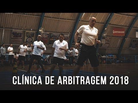 Clínica de Arbitragem 2018