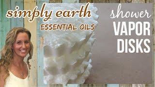 DIY VAPOR Shower Steamers/Disk | ESSENTIAL OILS | Tips and Tricks for BEGINNERS