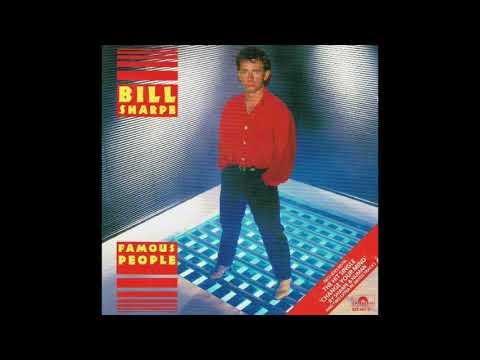 Bill Sharpe - Famous People (1985) FULL ALBUM