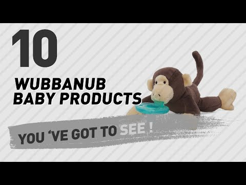 Wubbanub Baby Products Video Collection // New & Popular 2017