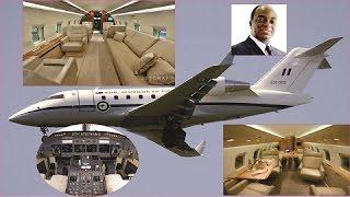 BISHOP DAVID OYEDEPO  $32.35 MILLION DOLLARS BUSINESS JET