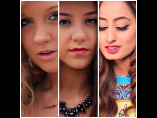 Jessie J, Ariana Grande & Nicki Minaj - Bang Bang (cover by Lindee Link, Chanel Loran & Everyll)