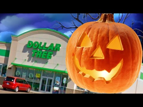 HALLOWEEN 2019 At DOLLAR TREE !!?? AWESOME STUFF ON THE CHEAP !!