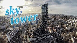 Самая высокая башня Польши. Sky Tower #4