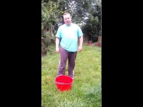 Ben's Ice Bucket Challenge