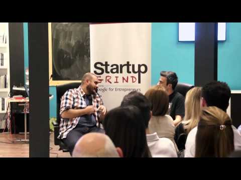 Startup Grind Athens Hosts George Chatzigeorgiou (Founder & CEO Skroutz)