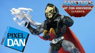 Masters of the Universe Classics Buzz Saw Hordak Figure Video Review