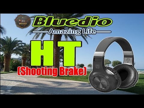 🎬CUFFIA►Bluedio HT wireless bluetooth stereo headphones(Recensione ITA)