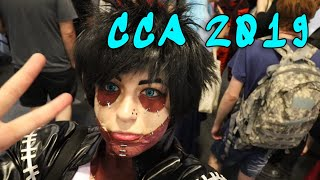 Cosplay chaos at ComicCon Africa 2019
