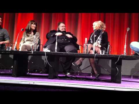 Sarah Jane Adventures Q&A with Lis Sladen, Katy Manning  12 October 2010 Part 1
