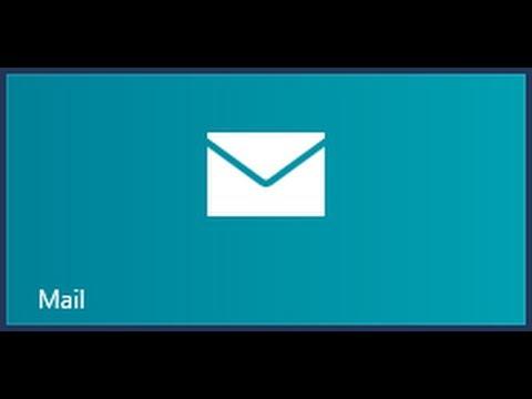 Windows 8 eMail ( einrichten ) GMX - Web.de - Freenet - Googlemail - Hotmail
