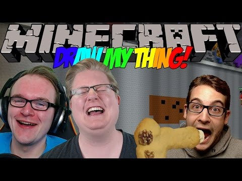 DER ENGLISCH EXPERTE 🎮 Minecraft Draw my Thing #24