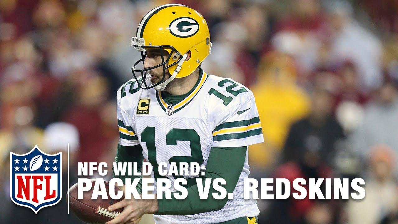 Packers vs. Redskins (NFC Wild Card)  b52597d42