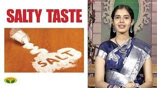 Salty Taste in Mouth | Nutrition Diary | Adupangarai | Jaya TV - 11-03-2020 Cooking Show Tamil