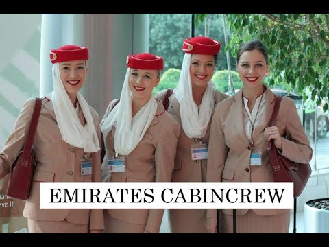 ARE YOU THE NEXT EMIRATES CREW? My Interview Journey