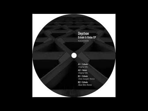 Depthon - Exhale (Akos Wex Remix) [BLACKROD006]