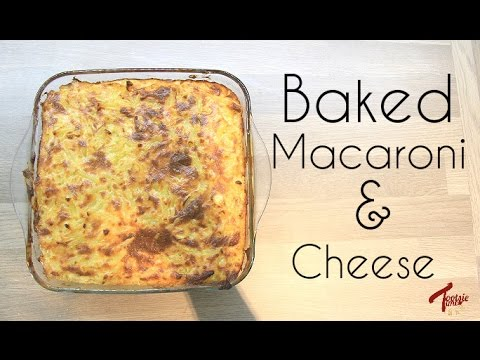 The Easiest Baked Mac & Cheese Recipe Ever!