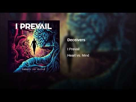 Deceivers-I prevail-Lyric video