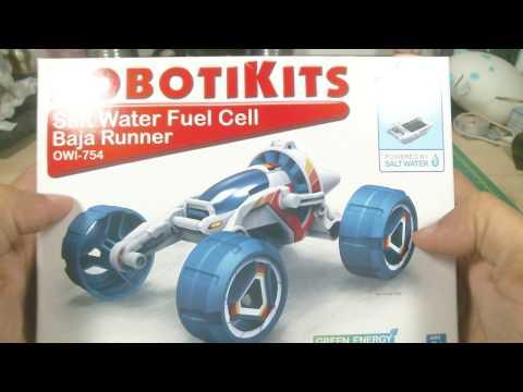 Building OwiKit Robotikits - Salt Water Baja Runner