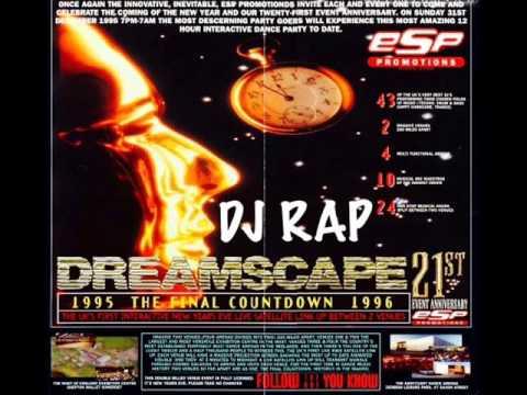 Dj Rap @ Dreamscape 21 New Years Eve 31st...
