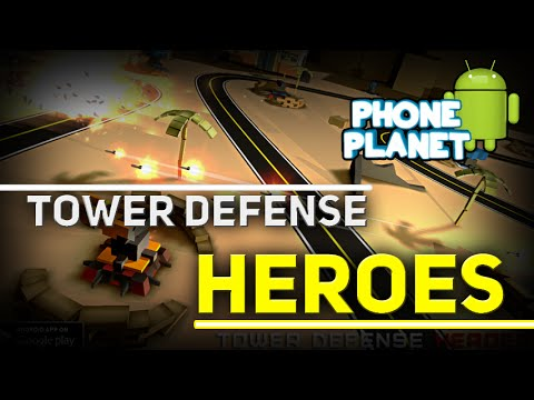 Top 10 Android Tower Defense Games - YouTube