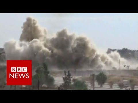 United Nations calls Aleppo situation