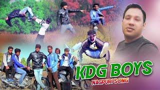 Nagpuri Making Video 2019 - KDG Boys | DOP - Akash Lohra