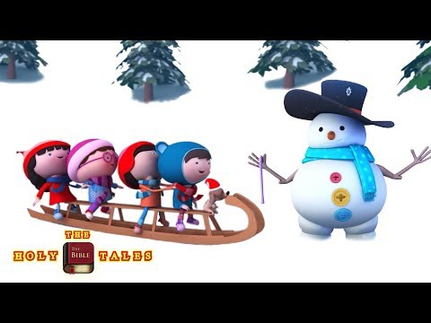Christmas Carols & Holiday Songs | Bible Songs For Children