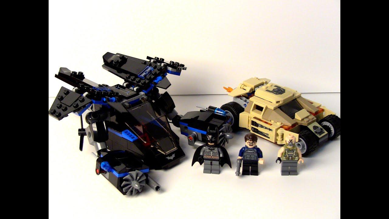 lego dark knight rises sets - photo #1