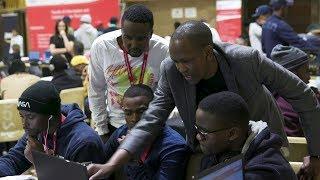 AWS eKasi at Tshwane University of Technology in South Africa