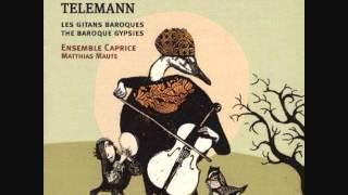 telemann caprice symphony in g major twv 50