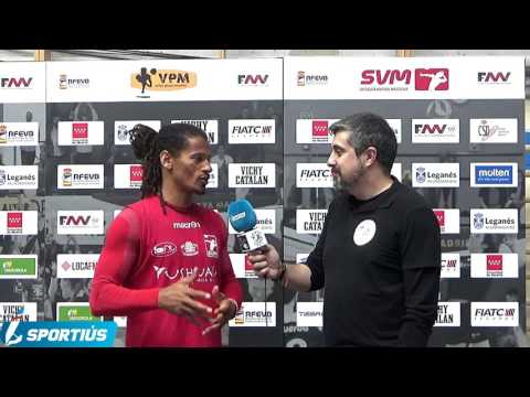 Previa semifinales Copa del Rey voleibol Leganés 2017 Ushuaia Ibiza Voley   Cai Teruel